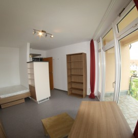 Zimmertyp 2 (mit Balkon)
