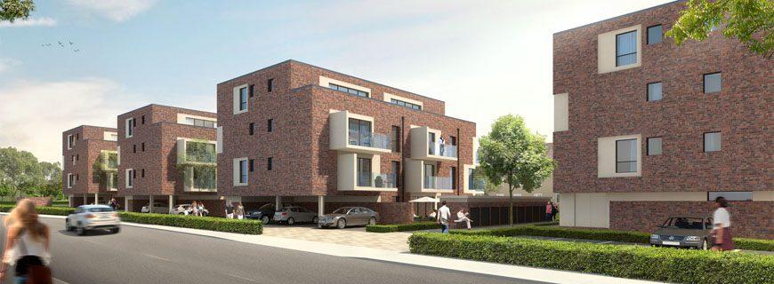 Neubauprojekt Am Rodeland
