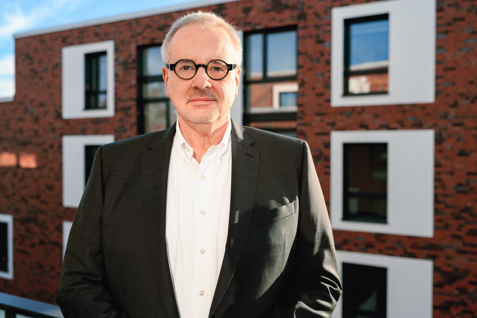 WoBau-Geschäftsführer Markus Hering