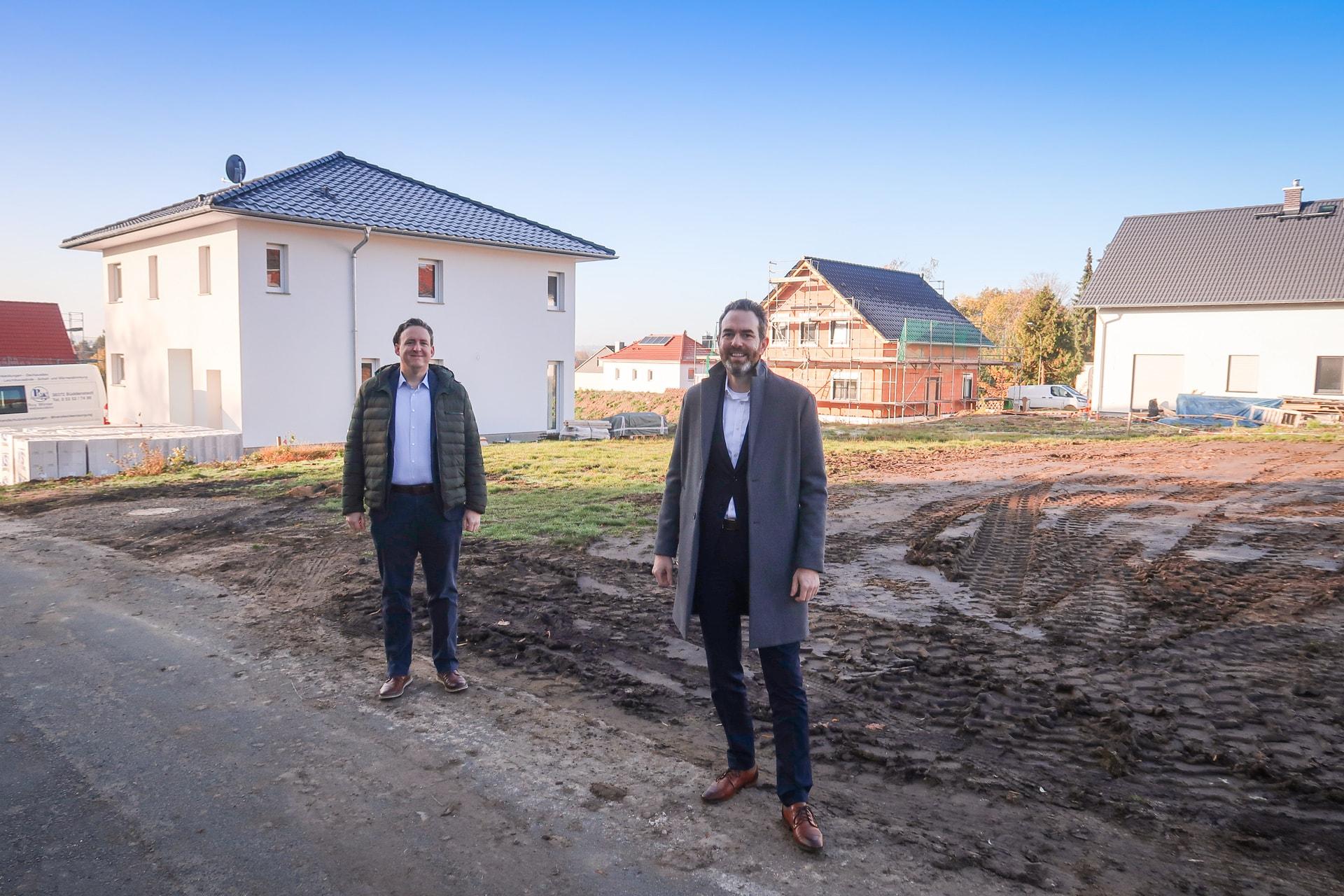WoBau Wolfenbüttel letztes Baugrundstück in Schöppenstedt verkauft