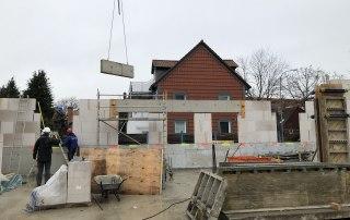 Bautagebuch Grüner Platz
