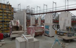 Bautagebuch Grüner Platz KW19