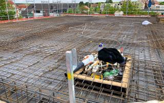 Bautagebuch Grüner Platz KW20