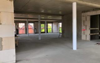 Bautagebuch Grüner Platz KW22
