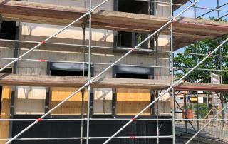 Bautagebuch Grüner Platz KW24