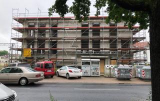 Bautagebuch Grüner Platz KW26