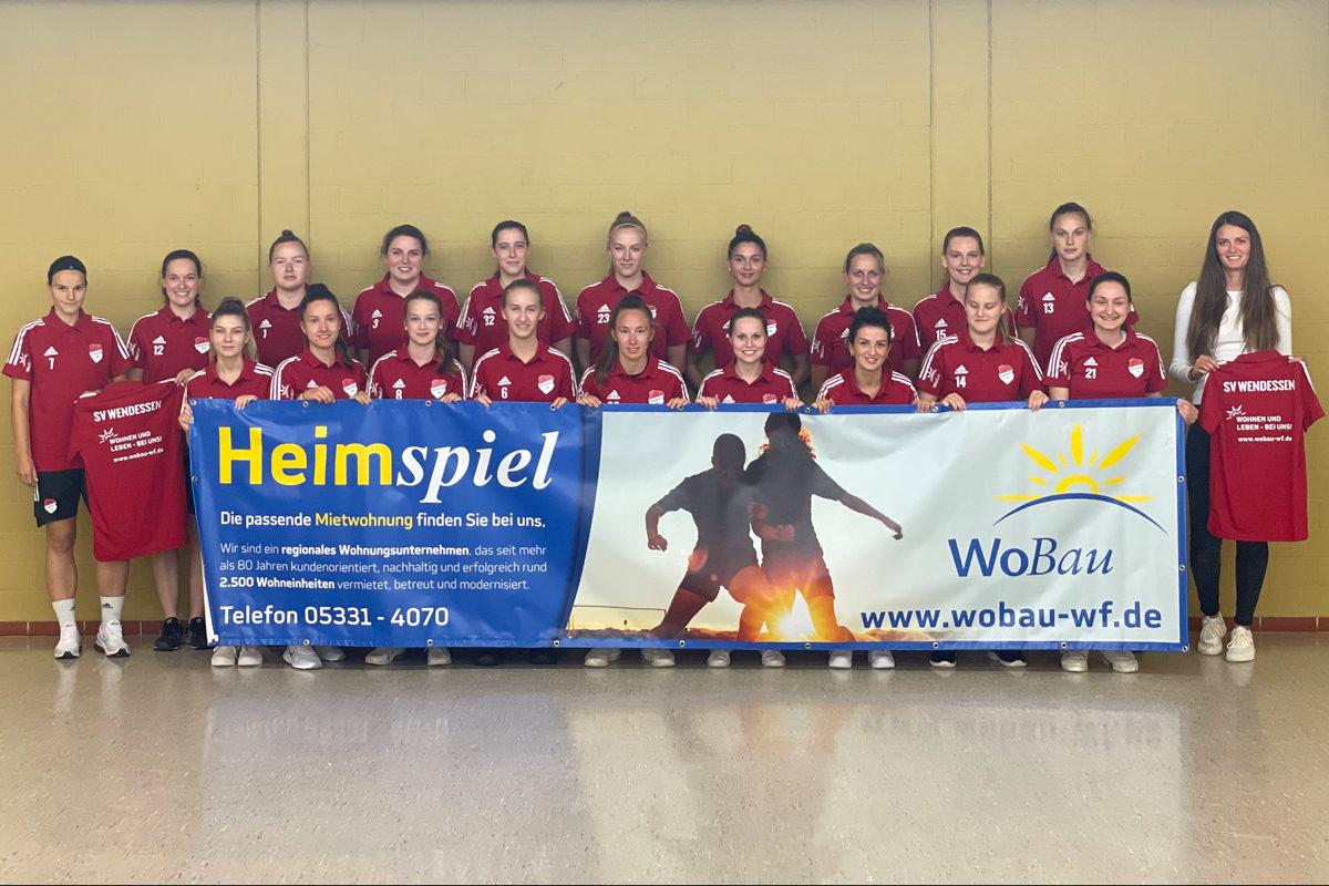Sponsoring des SV Wendessen