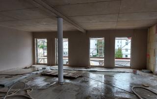 Bautagebuch Grüner Platz KW30