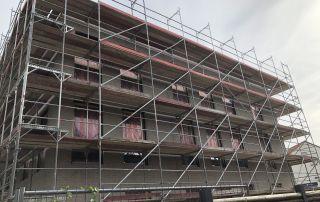 Bautagebuch Grüner Platz KW38